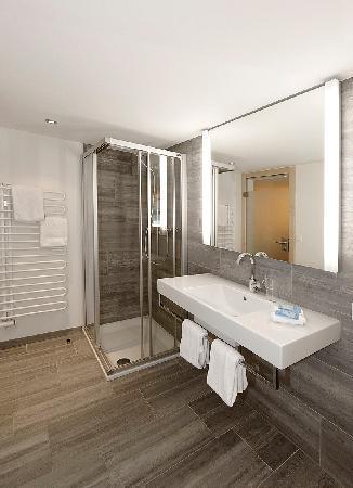 Berghaus Bort: Badezimmer