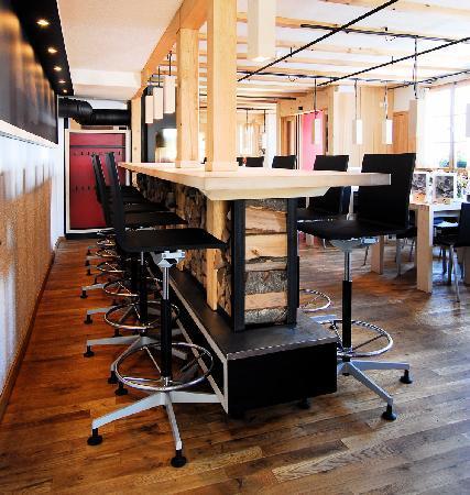 Berghaus Bort: Restaurant