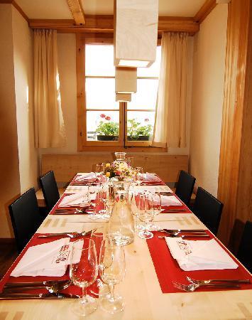 بيرجهاوز بورت: Restaurant