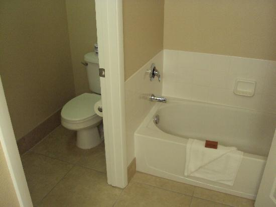 Bathroom Facilities Picture Of Tuscany Suites Amp Casino