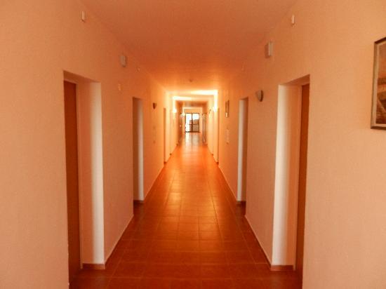 Trakia Garden Hotel : вид коридора