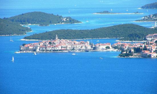 Aminess Grand Azur Hotel : Korcula