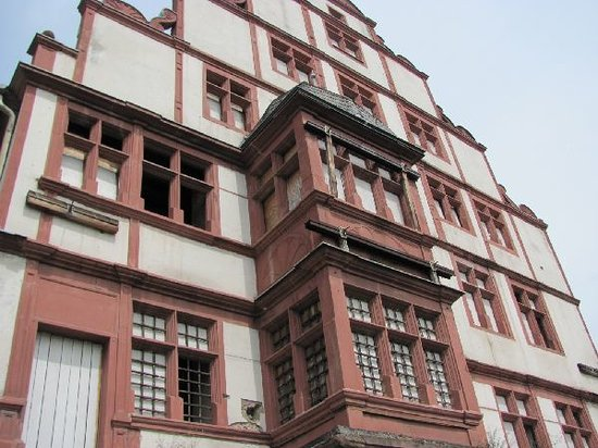 Lorch, Germany: detail
