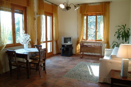 B&B Le Magnolie: soggiorno