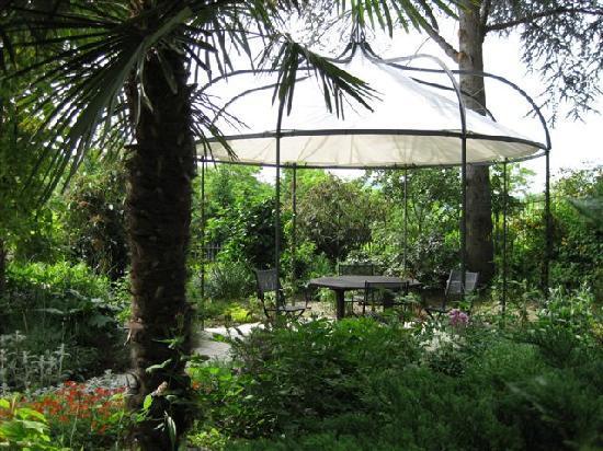 B&B Le Magnolie: il gazebo