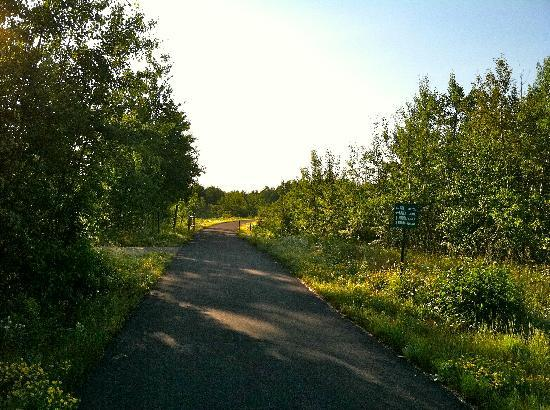 Mesabi Trail: trail portion