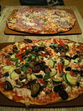 Waldy's Wood-Fired Pizza & Penne