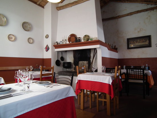 Canto do Paco : Dining 1
