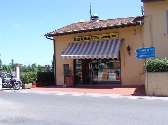 Strada in Chianti, Italia: Padellina