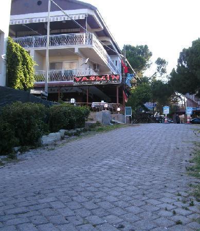 Bistro Yasmin Fisch Restaurant: Lage