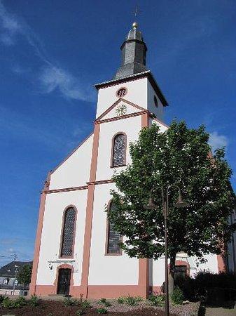Rhénanie-Palatinat, Allemagne : church