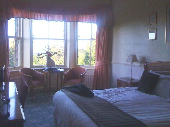 The Craiglands Hotel: Our hotel room