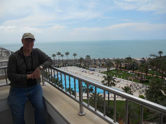 Adora Golf Resort Hotel: View From the Penthouse Suite