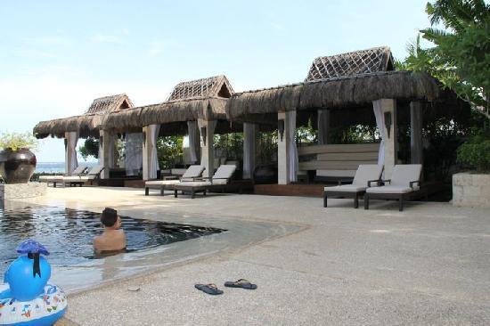 Abaca Boutique Resort: Cabanas