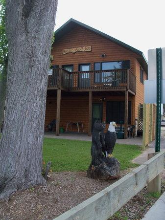 Rustic Wolf Inn, Shiocton, Wisc.