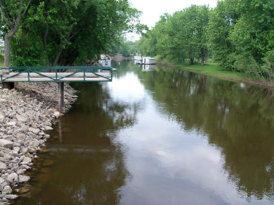 Shiocton, วิสคอนซิน: Wolf River