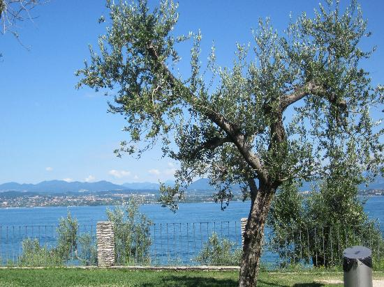Hotel Continental: Views from Sirmione