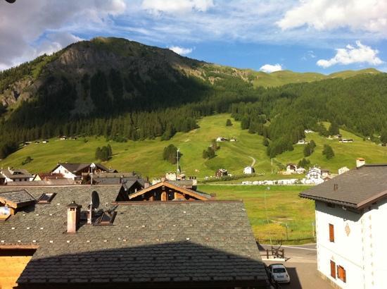 Hotel Federia: panorama finestra
