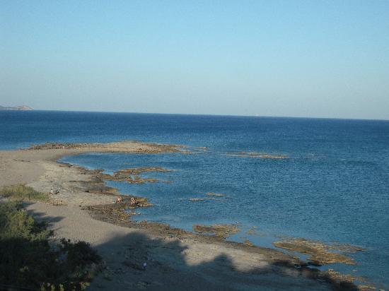 Rodos Princess Beach Hotel: mare
