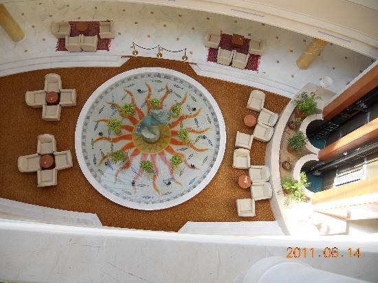 Hotel Palace Hammamet Marhaba : Hôtel Riu Palace Marhabat