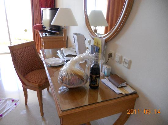 Hotel Palace Hammamet Marhaba: Hôtel Riu Palace Marhabat