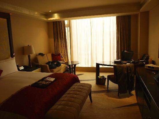 Fairmont Beijing: Standard Zimmer Club Lounge