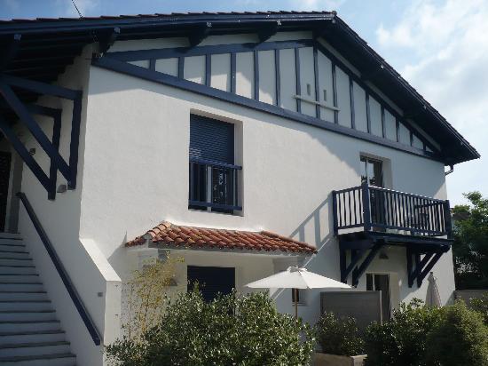 Hotel Villa Goxoa: Façade