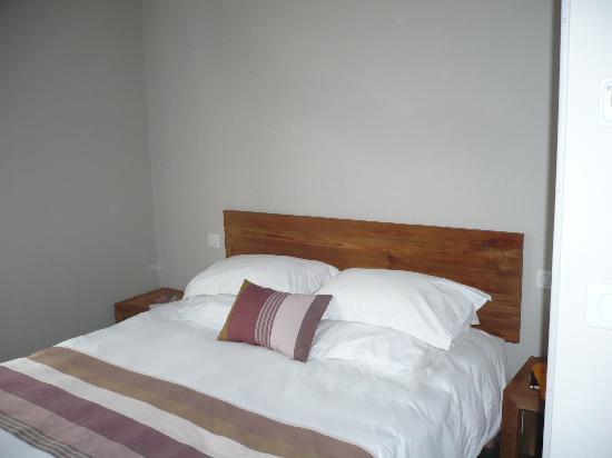 Hotel Villa Goxoa: La chambre