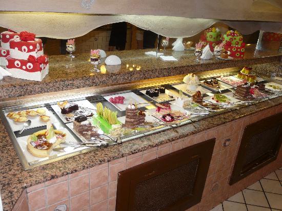 Ali Bey Club Park Manavgat : buffet desserts
