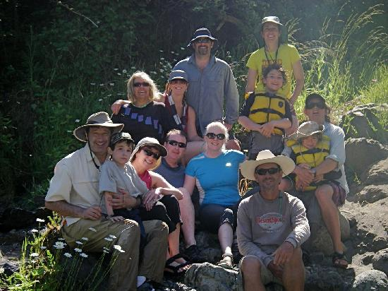 Momentum River Expeditions: Our river family