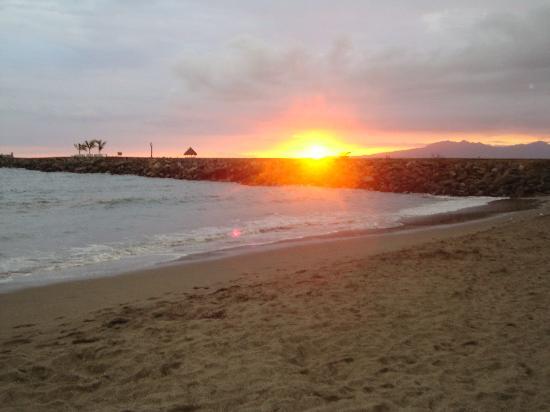 Hotel Villa Varadero: The beach