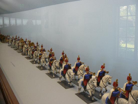 Shelburne Museum: Miniature Circus Parade
