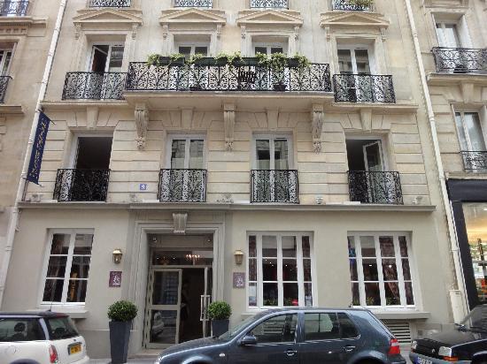 Hotel Sainte Beuve Paris Tripadvisor