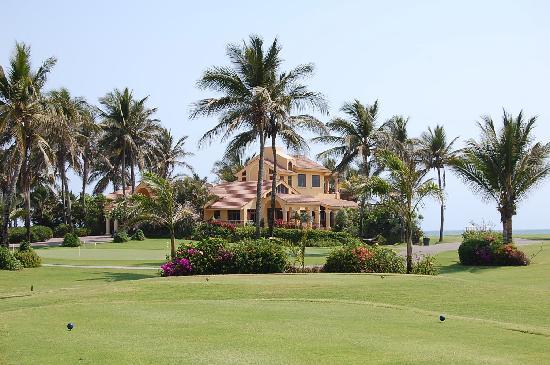 Estrella Del Mar Golf Course Clubhouse