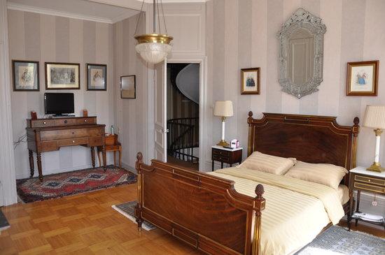 La Rodiere: Victor Hugo Room