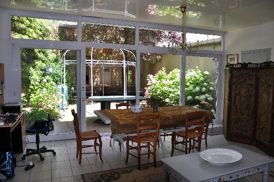 La Rodiere: Conservatory