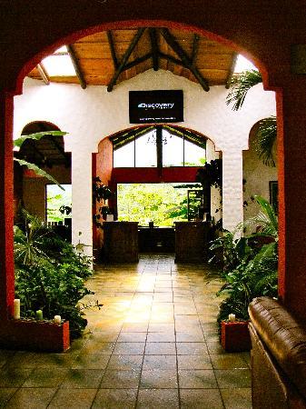 Hotel Mountain Paradise: the small heated pool