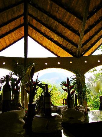 Hotel Mountain Paradise: The main entrance