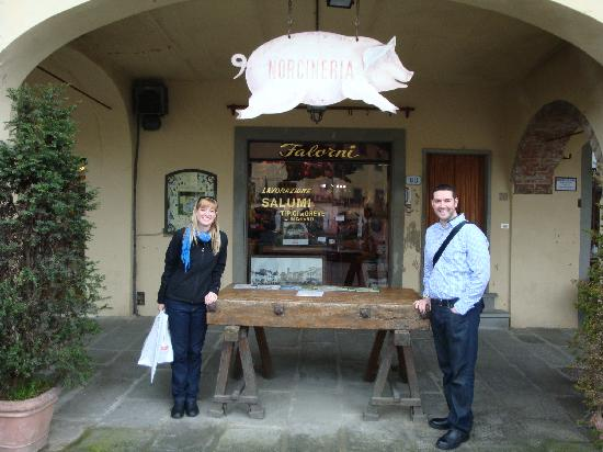 Under The Tuscan Sun Tours: Grieve