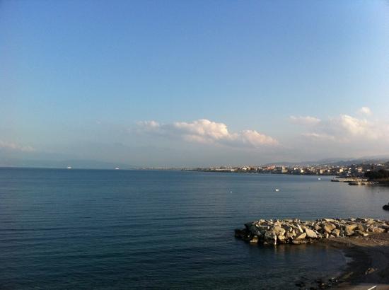 Reggio Calabria, Italien: Pellaro lungomare