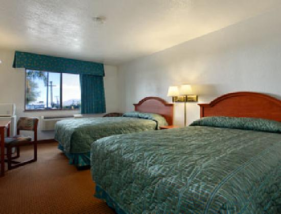 Quality Inn Banning I-10 : Guest Room With 2 Beds