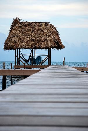 Colinda Cabanas : Private dock