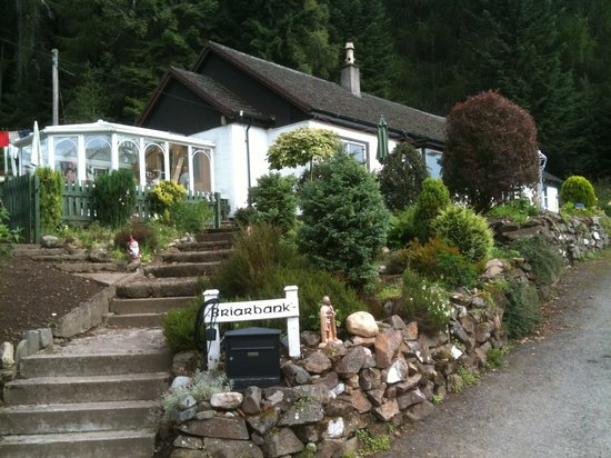 Briar Bank B&B on Loch Ness