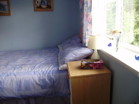 Briar Bank B&B on Loch Ness : Double room with stunning view of Loch Ness