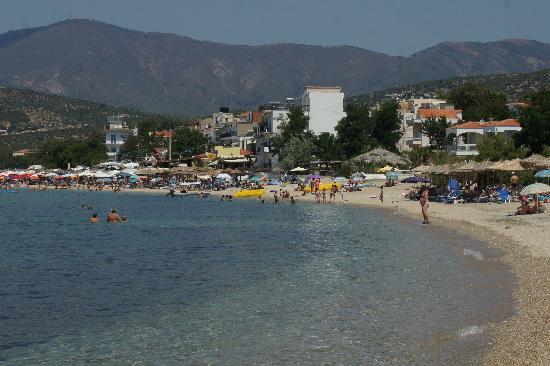 Hotel Makedonia: Potos Beach