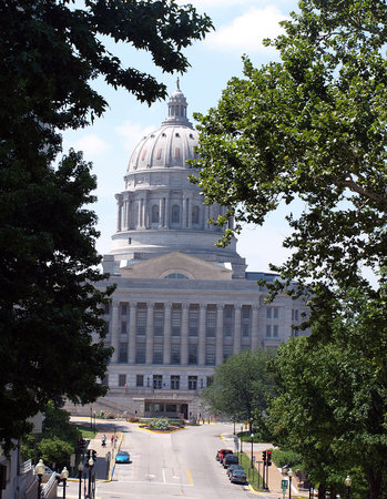 Jefferson City, MO: Missouri's State Capitol