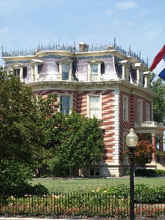 The Missouri Governor's Mansion