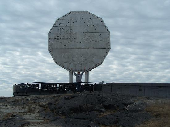 Sudbury, Kanada: Only minutes away from the ever famous Big Nickel