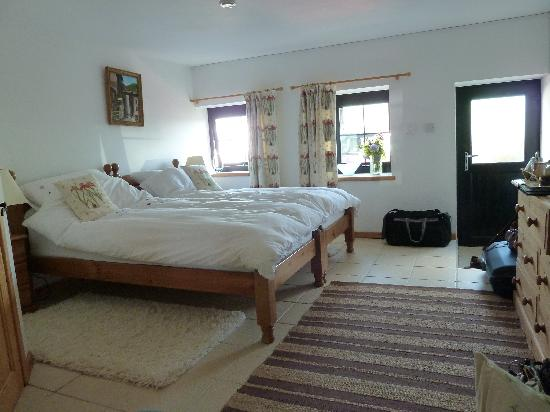 Alltwalis, UK: Perfect rooms