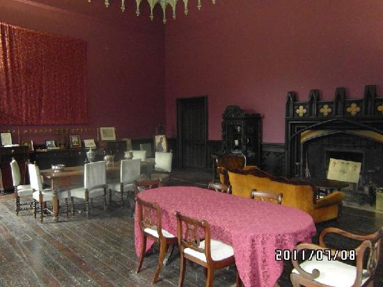 Tullamore, Ireland: dining room
